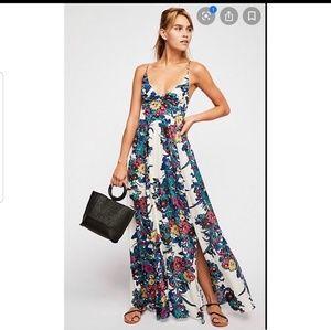 íntimately free  people maxi dress like new